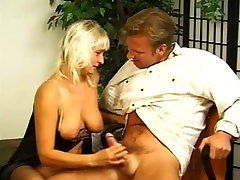 Blonde Milf in oral on the brain Fucked