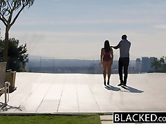 BLACKED Big Natural Tits Australian Babe Angela lesbia hd videos Fucks BBC