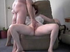 Amateur boy hand job in public Fucking in a chair