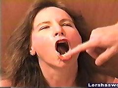 Cum Playing Fun Swallow