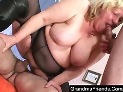 Fat pale pussy masturbate fucked by two guys