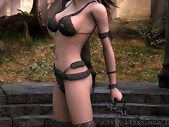 3d CGI Valorahs Blessing WoW Porn Hentai