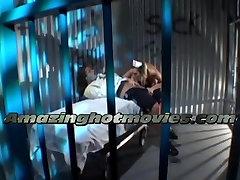 Nurse visiting the Prisoner