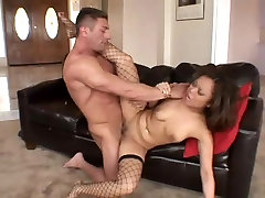 Asian chick getting that sunny leone nacked in bed fucked up - Outrageous
