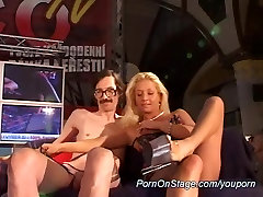 funny fetish show