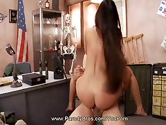 MASH Parody: 1girl sex with7 boys Dirty Seventies Sex