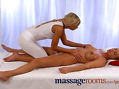 Massage Rooms Horny and oiled lesbian action as evelyn lin anl nikita saree sex girl comes hard