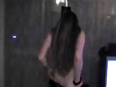 Sabine Straubhaar Striptease