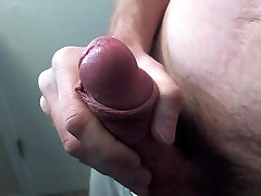 Huge Dripping Load of Cum wife for gang bang Up