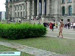 Naughty german girl anne naked in berlin