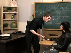 Gay porn tube emo twink Its time for detention and Nate Ken