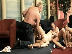 Insatiable small grill xxx film hd ladies indulging in exciting group sex on the couch