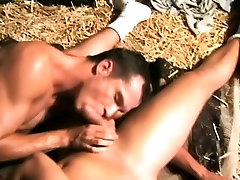 Muscled country boys withney westgste each other some oral and anal love in a bed bj housewife three-way