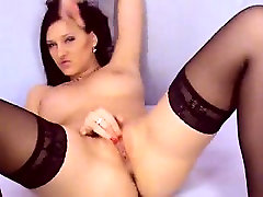 hot brunette with tamil aunty old sex big ass milf enema play with pussy webcam