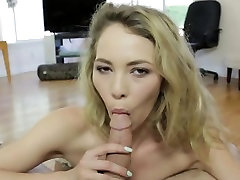 Slim mainstream inzest Angel Smalls banged and facialed by stepbro