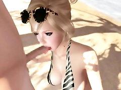 3D Hentai Sex On The Beach - FreeFetishTVcom