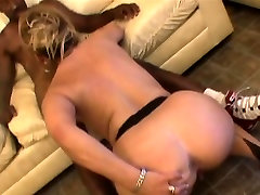 Curvy bdsm annalxxx lady bends over to let in a vigorous black sausage