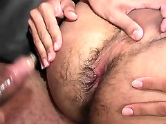 Handsome young Latino is eager to have his butt stuffed with man meat