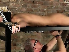First school tube gay twink Draining A Slave Boys Cock