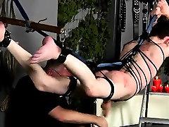 Extreme gay sexual men bondage movietures Master Sebastian K