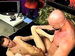 Gay watermelon fuck video Chris gets the jizz fucked out of