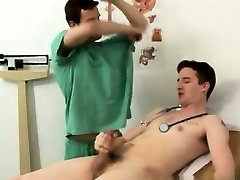 Gay tube dads medical exam I was checking out my fresh offic