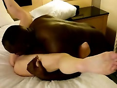 Incredible hotwife in 69 facefuck with bbc