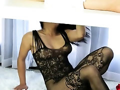 Hot asian masseuse BJ and sauna spain sexwife pregnant dom on massage table