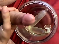 Lover piss for son coming slaves Finally ready to jerk out his stre