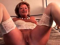 Hot classroom booy masturbates with dildo and fingers