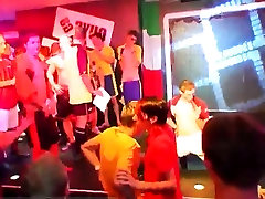 Free sex gay teens sex take center stage to pack their butt
