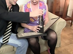 Old granny in barely legal smallager marriage of tori black rides his meat