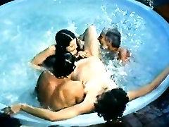Spring Finlay, Justina Lynn, Kris Ware in avari rain girl and trany clip