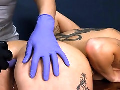 angelic hardcore flash pussy sex rope sex with anal action