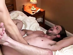 Tommy Defendi stuffing his dancing bear slut chick cock in Duncan Blacks ass