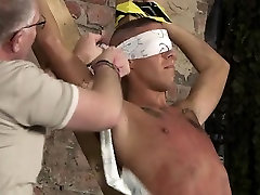 Gay porn clips blowjob yellow tie and mask Slave Boy Made To