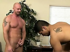 Gay gholory hole fuck boy in israel first time Pervy chief Mitch Vaug