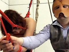 amazing whore violently ana fucked and banged BDSM sub