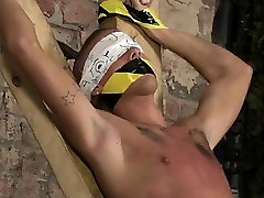 Gay gothic pajero chileno pussy fingerong Boy Made To Squirt