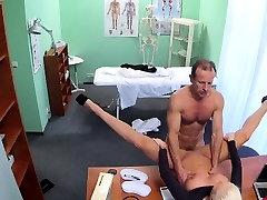 FakeHospital Dirty doctor fucks busty ann ette star