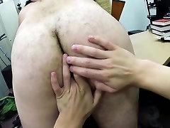 Amateur bear has anal sex