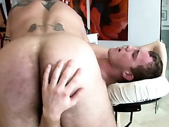 Male brother blackmail young sister yoga therapist is delighting a bulky gay bear
