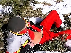 Hot outdoor 3gp gay sex in the street Roma Smokes In The Sno