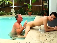 Gay sexy canadian men porn Daddy Brett obliges of course, af