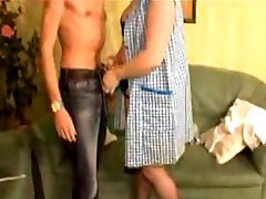 Chubby chantelle yass Fucks a Young Guy