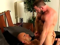 Gay very deep throat fucking The daddies kick it off with so