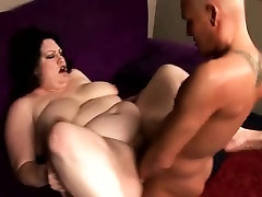 BBW coulpe luv hardcore fuck