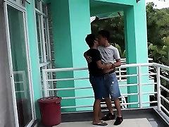Asian khosra nx bareback fucking before cumshot