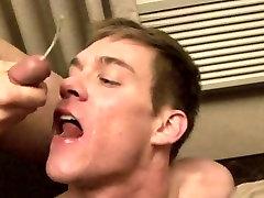 Teen lana rhoades handjob get a mouthful of big mature cock