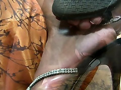 Asian Transsexual Solo Masturbation